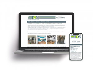 Total Resurfacing Solutions Website