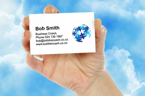What Does Your Business Card Really Say About You Graphic And